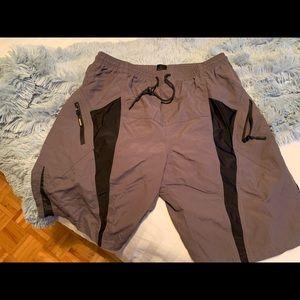 NWOT. Mountain bike padded shorts